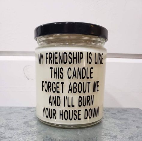 Excited to share this item from my shop: Best Friend Gift / Coworker gift / Funny gift for friend / Christmas gift for friend / Gift for Friend / Funny Goodbye Gift / Soy Candle Cute Best Friend Gifts, Funny Gifts For Friends, Bestie Gifts, Goodbye Gifts For Coworkers, Diy Bff Gifts, Friendaversary Gifts, Best Friend Crafts, Gifts For Boyfriend Funny, Diy Friend Gift