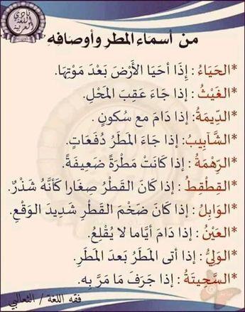 أخطاء شائعة قل ولا تقل Words Learn Arabic Language Words Quotes