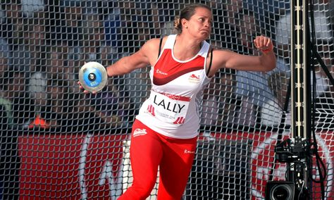 How they train – Jade Lally... The Commonwealth discus bronze medallist spoke to AW about her throwing and indoor sessions.