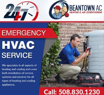 Get Heating And Cooling Solutions Under One Roof Hvac Services