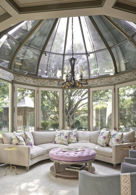 Where can I find a solarium room? - The most popular method is to create a room . , Where can I find a solarium room? - The most popular method is to become a room where you can meet with family and friends - Dream Home Design, My Dream Home, Home Interior Design, Mansion Interior, Interior Plants, Interior Ideas, Modern House Design, Interior Lighting, Solarium Room