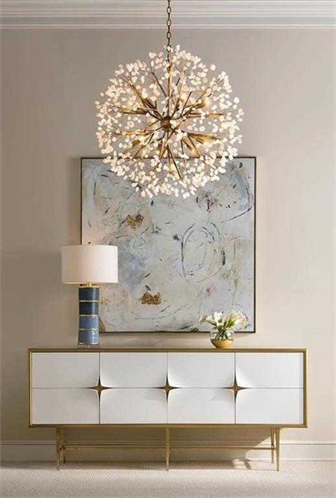 John Richard Pillar Buffet Lamp Decor Dining Room Decor Living Room Decor