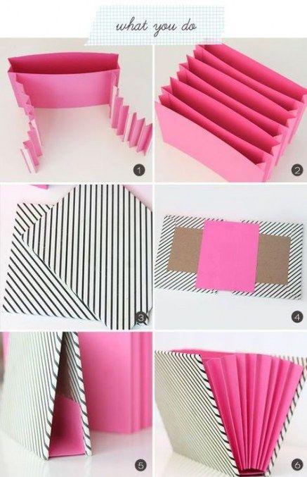 24 New Ideas For Craft Paper Organizer Simple Craft Diy