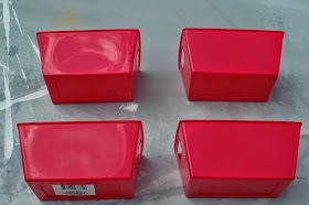 Dollar Tree Plastic Storage Container Makeover Plastic Box Storage Storage Bins Plastic Container Storage