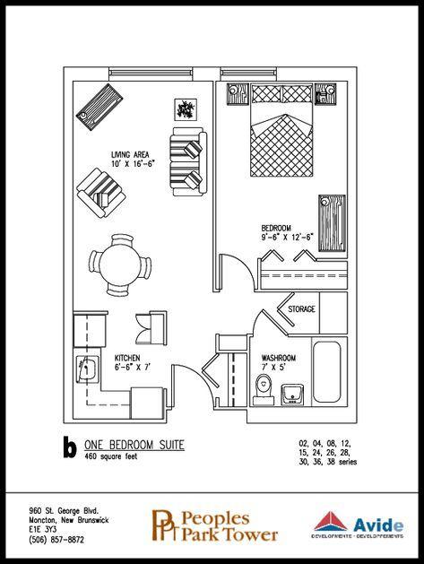 24 Ideas Apartment Layout 400 Sq Ft Apartment Floor Plans Garage Plans With Loft Floor Plans