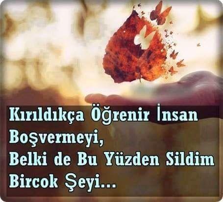 Resimli Kalp Sozleri Cool Words Favorite Quotes Broken Heart
