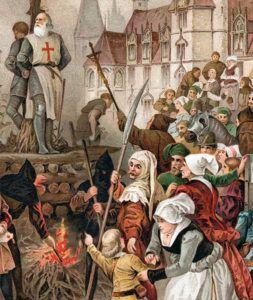 A Queda Dos Templarios E A Maldicao De Jacques De Molay Com