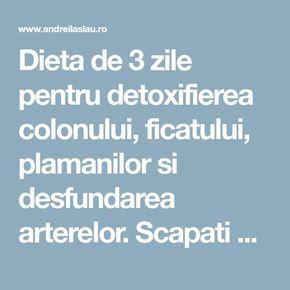 Dieta de urgență pe 3 zile. Cum scapi rapid de 2-3 kilograme