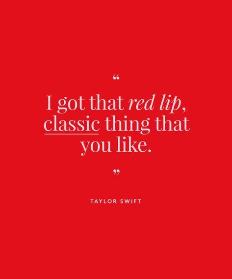 10 Unexpected Lipstick Quotes For Your Next Instagram Caption