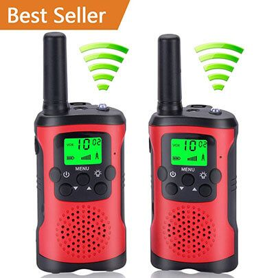 Top 10 Best Walkie Talkies for Kids in 2019 Reviews | Best