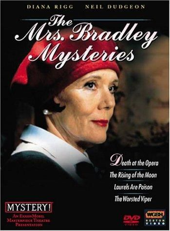 The Mrs. Bradley Mysteries - Death at the Opera / The Rising of the Moon / Laurels Are Poison / The Worsted Viper - Default