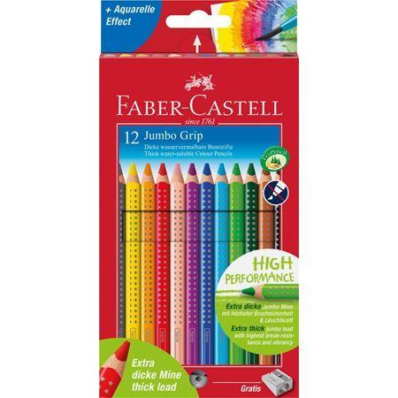 Crayons De Couleurs Faber Castell Assortiment De Couleurs