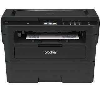Features Benefits Brother Compact Monochrome Laser Printer Hll2395dw Flatbed Copy Scan Wireless Printing Cl Laser Printer Printer Wireless Networking