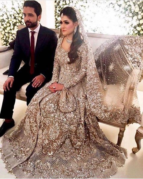 30 Stunning Pakistani Bridal Walima Dresses for Your Inspiration 30 Stunning Pakistani Bridal Walima Dresses for Your InspirationWalima is an extremely significant day of the wedding and requests consummat