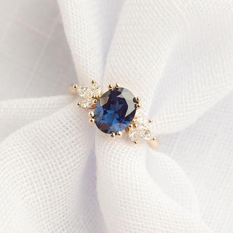 Unique Engagement Rings | Larsen Jewellery | Sydney & Melbourne
