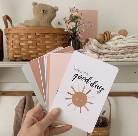 Daily Affirmation Cards for positivity and empowerment. Affirmation cards for Kids and Women. #affirmations #empowerment #positive #positivethoughts #affirmationsforkids #affirmationcards