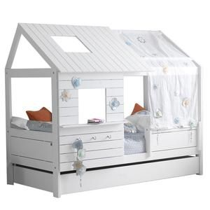 Lifetime Whitewash Bed.The Low Hut Silversparkle Luxury Girls Bed By Lifetime Is