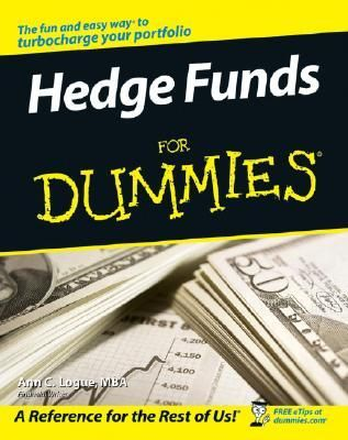 Pdf Download Hedge Funds For Dummies By Ann C Logue Free Epub