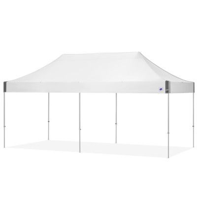 E-Z UP Eclipse 10 Ft. W x 20 Ft. D Canopy Color White  sc 1 st  Pinterest & E-Z UP Eclipse 10 Ft. W x 20 Ft. D Canopy Color: White | Tents ...