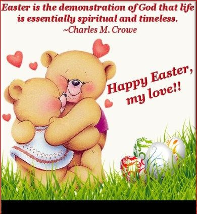 Easter Love Images Happy Easter Quotes Easter Poems Happy Easter Day