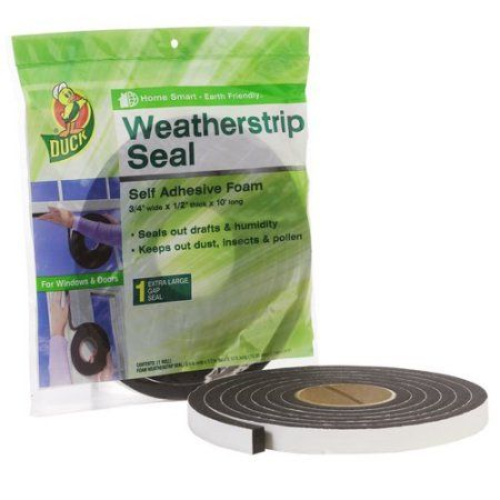 Home Improvement Weather Stripping Self Adhesive Bra Window Insulation Kit