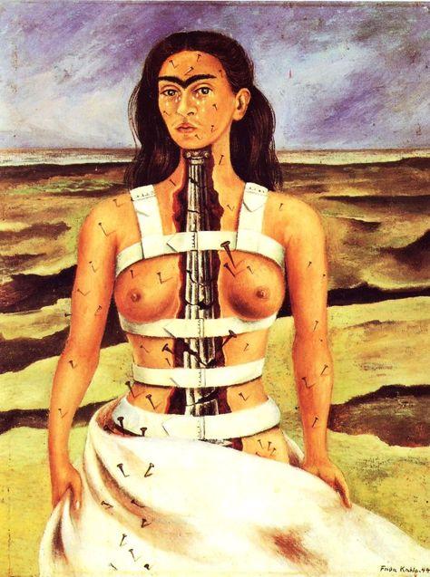 The story behind 10 Frida Kahlo paintings - Matador Network