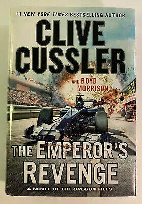 Clive Cussler S The Emperor S Revenge A Novel Of The Oregon Files 2016 Book Clive Cussler Books Clive Cussler Novels
