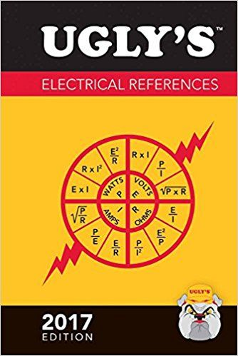 DOWNLOAD PDF] Ugly's Electrical References, 2017 Edition Free Epub on