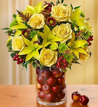 thanksgiving centerpiece corn in vase instead acorn nameholders