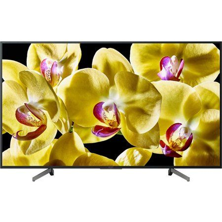 Electronics Sony Xbr Smart Televisions Smart Tv