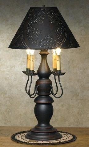 Awesome Country Table Lamps Living Room For You Primitive Lamps