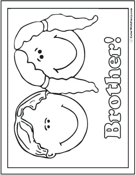 Coloring Pages Of Happy Birthday Coloring Page Happy Birthday Brother Coloring Pag Birthday Coloring Pages Happy Birthday Coloring Pages Happy Birthday Brother