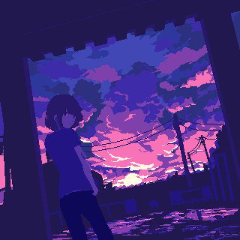 "ozumikan: ""夕雨のおわり sunset after the rain """