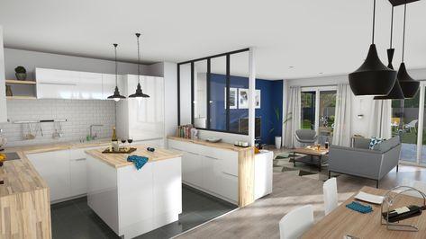 12 best Intérieurs maisons 3D images on Pinterest