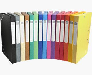 Vos Dossiers Aiment Clikube Boite De Classement Systeme De Rangement Dossier