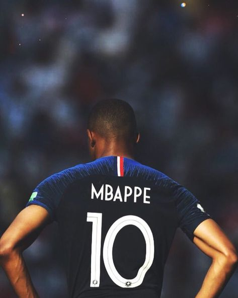 Kylian Mbappe 🇫🇷