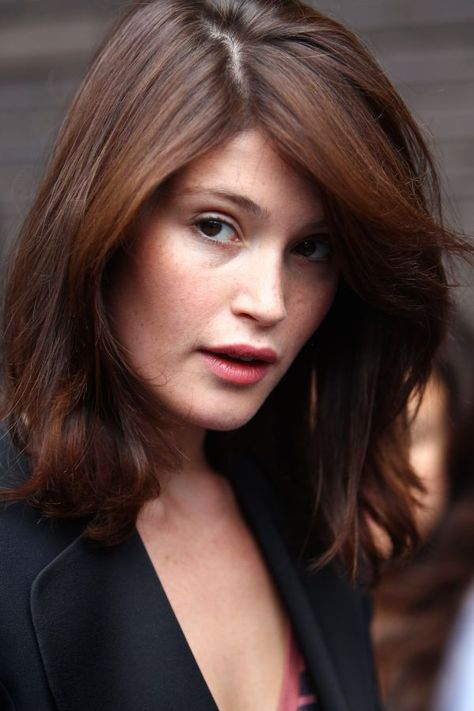 Polished Gemma Arterton ...... In 2010, she made her West End debut in the UK premiere of The Little Dog Laughed