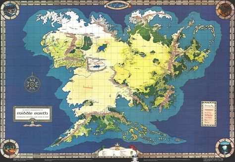 The Hobbit Desktop Background HD x HD Wallpapers Pinterest - new world time map screensaver free download