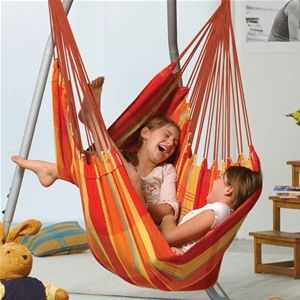 Medium image of amazonas paradiso silver family garden hammock   garden hammock and family garden