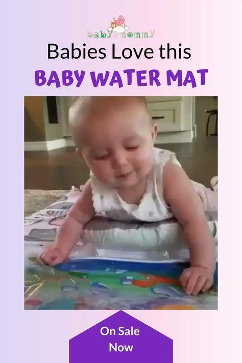 Baby Play Mat - Water Mat