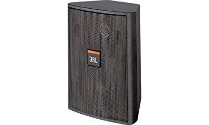 Jbl Control 23 Black Pair Of Ultra Compact Indoor Outdoor Speaker System Review Outdoor Speaker System Speaker Speaker System