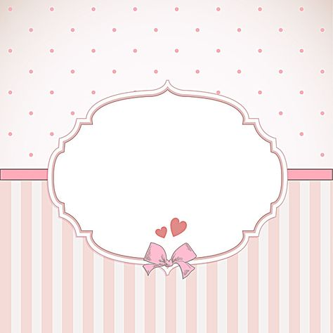 White label irregular pink striped background material