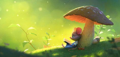Summer reading by Fredrik-Rattzen