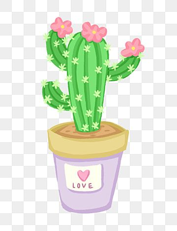 Cacto De Flor Rosa Aberto Png Gratis Ilustracao Cacto Clipart Cacto De Flor Rosa Cacto Imagem Png E Psd Para Download Gratuito In 2021 Pink Flowers Background Pink Watercolor Flower Flower Clipart