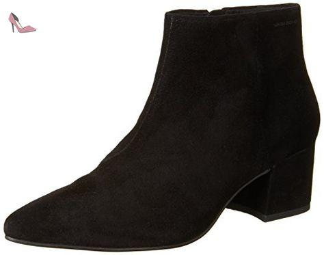 Vagabond Sarah, Bottes Classiques femme - Noir - Schwarz (20 Black), 38 -  Chaussures vagabond (*Partner-Link) | Chaussures Vagabond | Pinterest