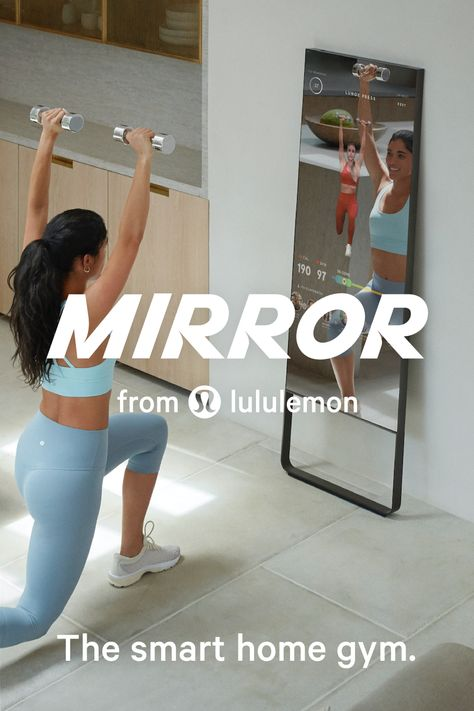 MIRROR is the smart home gym that brings weekly live classes and thousands of on-demand classes right to you, at beginner to expert levels.