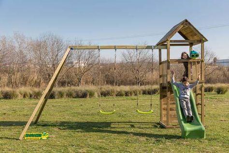Venta Columpio Y Tobogan Parque Infantil Canigo Ma700201