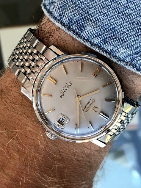 Used Watches, Rolex Watches For Men, Modern Watches, Fine Watches, Sport Watches, Vintage Watches, Cool Watches, Wrist Watches, Omega Seamaster
