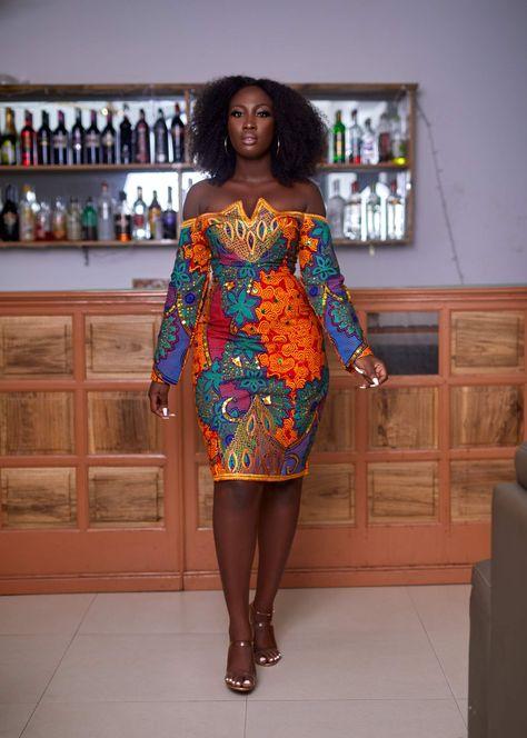 Beaded Java dress