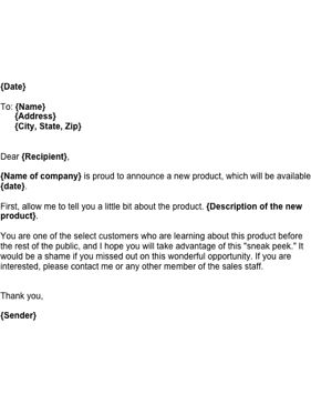 Product announcement press release template, product launch email template, new product press release template, press release templates to boost your. Send This Letter To A Customer Announcing A New Product Free To Download And Print New Product Ribbon Flowers Diy Lettering